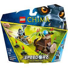 Lego 70136 - Đồ chơi Lego chima 70136 Cú Đánh Chuối