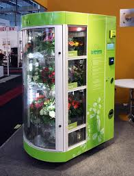Flower Vending Machine For Sale Stunning Bouquet Vending Machine Gamelsa