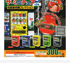 Popsicle Vending Machine Amazing JDream Miniature Vending Machine Toys Games Bricks Figurines