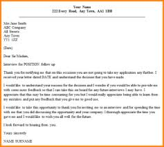 Ideas Of Rejection Letter Unsuccessful Job Application Master Thesis