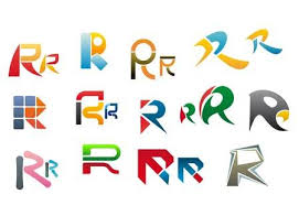 Elements Of A Good Cover Letter Delectable Set Of Alphabet Symbols And Elements Of Letter R Royalty Free
