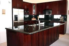 Dark Cherry Cabinet Cherry Stained Cabinet The Delightful Images Of