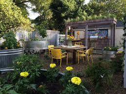 farmhouse patio by jake moss designs