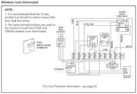 honeywell thermostat wiring diagram 3 auto electrical wiring diagram Honeywell Thermostat Wiring Diagram at Honeywell L641a1005 Wiring Diagram