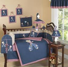 ride em cowboy 9 piece crib set exclusive bedding