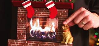 how to make the best ugly sweater ever complete with animated burning fireplace