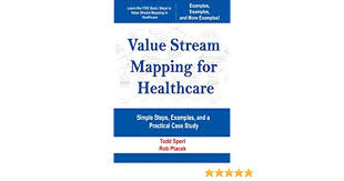 Simple Process Map Value Stream Mapping For Healthcare Simple Steps Examples And A Practical Case Study