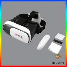 Kính Thực Tế Ảo 3D Kèm Điều Khiển Từ Xa Google - Thiết Bị Thực Tế Ảo VR