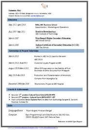 Resume One Page Format Resume Yang Baik 2 Resume Format Pinterest Resume