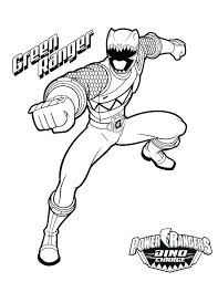 Printable Power Rangers Coloring Pages Top Free Printable Power