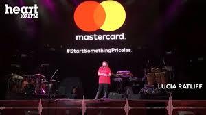 DAY 3 MasterCard On - Air Winner Lucia Ratliff on Vimeo