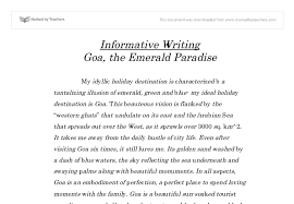 example informative essay com example informative essay 20 similar articles