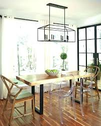 country kitchen ht fixture rectangular farmhouse chandelier