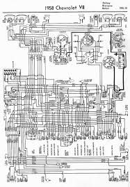 chevy 1958 vacuum diagram circuit and wiring diagram wiring diagrams of 1958 chevrolet v8