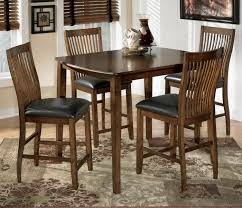 Ashley Furniture Kitchen Sets Signature Design By Ashley Furniture Stuman 5 Piece Rectangular