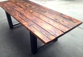 long wooden table image of metal and wood table long large round wood table legs