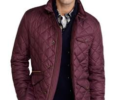 Quilted Jackets Guide - How to Buy, History & Details ... & Ralph Lauren Richmond Quilted Jacket Quilted jacket Brooks Brothers in  burgundy Mens ... Adamdwight.com