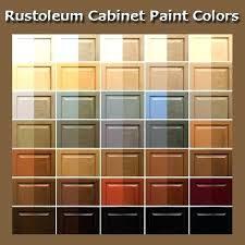 rust oleum cabinet transformations color chart reviews light kit 9 piece rustoleum