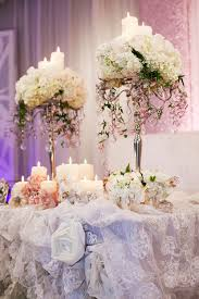 ... Interesting Accessories For Wedding Table Decoration With Pink And  White Flower Wedding Centerpiece : Cozy Picture ...