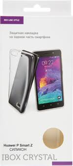 Купить <b>Клип</b>-<b>кейс Red Line</b> iBox Crystal для Huawei P smart Z ...