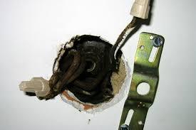replace light w small ceiling fan old wiring electrical handyman wire handyman usa