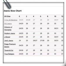 American Eagle Size Chart Mens Jeans American Eagle Jean Size Chart Leather Sandals