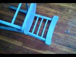 How to Pick Up a Blue Chair Off the Ground YouTube
