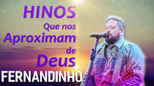 Louvores e Adoração 2021 Fernandinho 2021 As 5 Melhores Álbum Uma Nova  Historia - YouTube