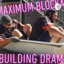 Maximum blockage Building Drama. The Block Australia