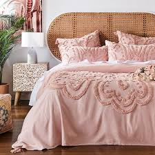 adairs tilly tufted coverlet