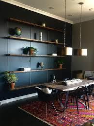 large wall mounted shelving unit 5