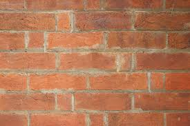 photo of an old red brick wall free background