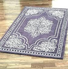 gray olga area rug throw rugs purple and grey black light