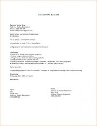 How To Write A Simple Resume Format Resume Peppapp