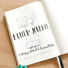 Thorough Guide To The Bullet Journal System Tiny Ray Of Sunshine