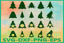 Tree Silhouettes Graphic By Alexsvgstudio Creative Fabrica