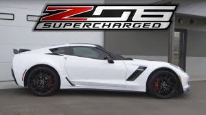 chevrolet corvette z06 white. Fine Z06 2015 Chevrolet Corvette Z06  Z07 Arctic White Walkaround To O