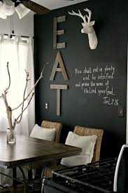 black wall paint cozy home