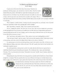 A Retrieved Reformation Essays Credit3bdxu5