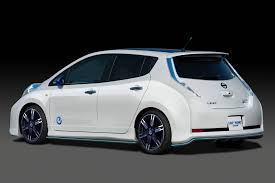 2018 nissan leaf nismo.  2018 the nissan leaf gets nismofied in tokyo show concept throughout 2018 nissan leaf nismo a