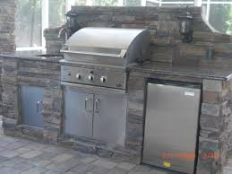 Outdoor Bbq Kitchen Custom Outdoor Kitchens Calgary Curb Design Landscaping