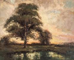 Lot 90: June Rutledge O/C, Southern Landscape | Landscape ...
