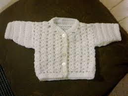 Free Baby Crochet Patterns Interesting Free Baby Crochet Patterns Baby Cardigan Crochet Pattern Crochet