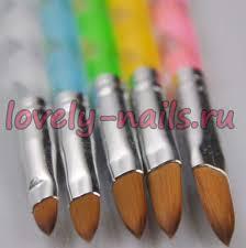 Как выбрать кисточку для <b>маникюра</b> - Lovely-<b>Nails</b>