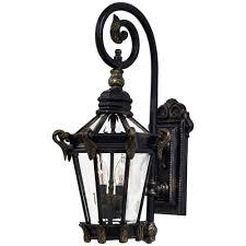 brass antique satin victorian outdoor