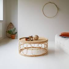 samson rattan coffee table 80 natural