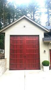 bifold garage doors more people switching from overhead garage doors to carriage doors non warping patented