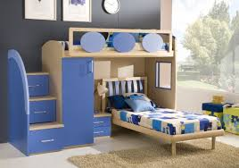 double beds for boys. Fine For Double Loft Beds For Boys Bedroom Design Idea By Giessegi With Blue   Bedroom Bunk Beds In For I