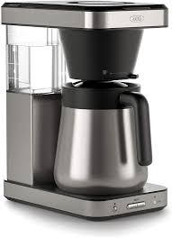 Luckily, this is the standard grind size for. Amazon Com Oxo Brew 8 Cup Coffee Maker One Size Steel Kitchen Dining