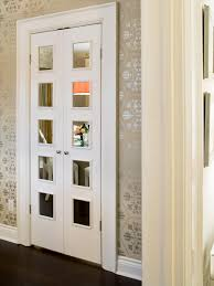 single closet doors. Stylish White Closet Door With Mirror Square Shapes, Captivating Designs Ideas Single Doors C